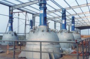 河南工厂不锈钢设备安装现场