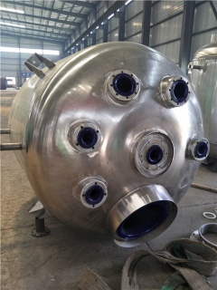 GMP搪瓷外包不锈钢